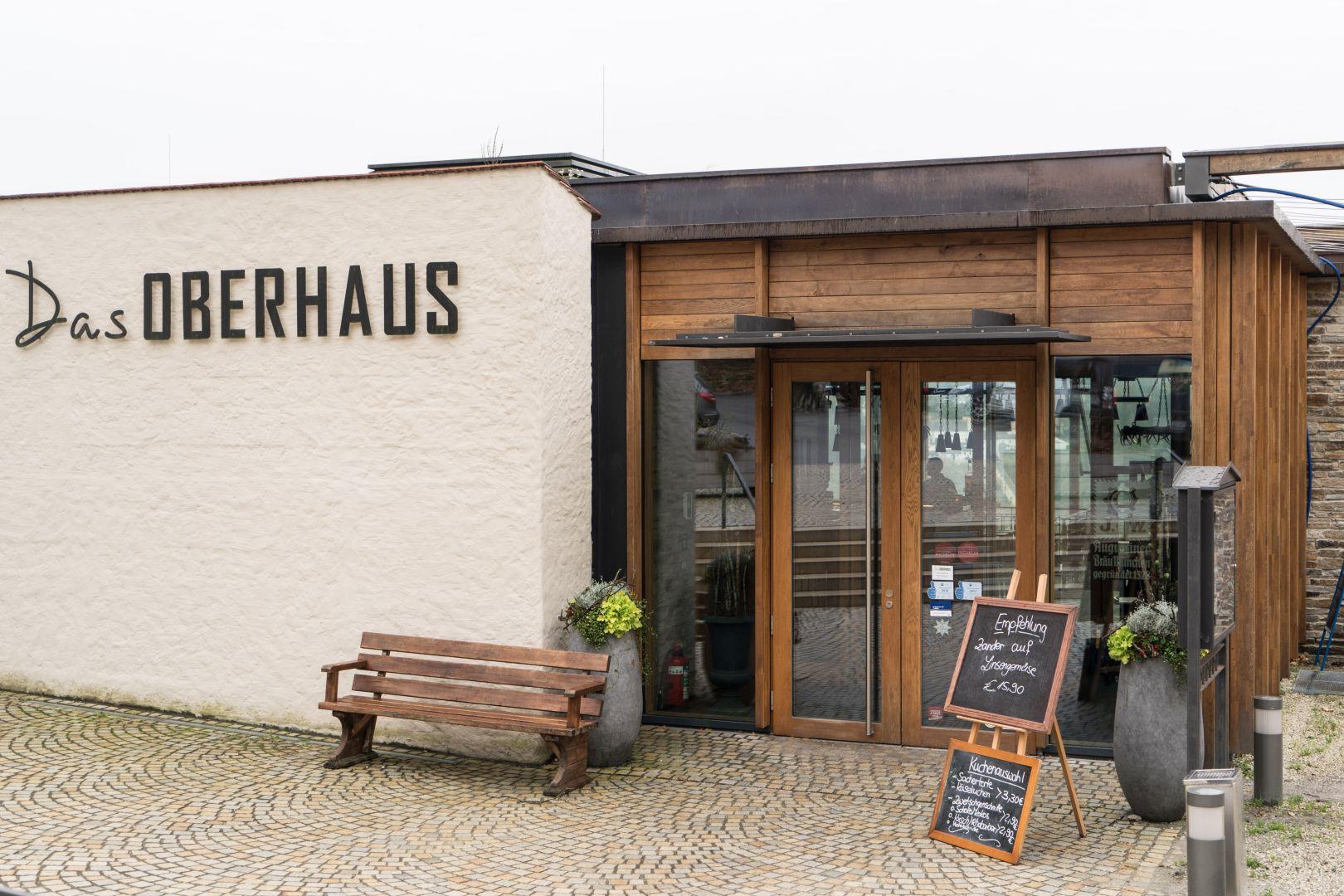 """Restaurant """"Das Oberhaus"""""""