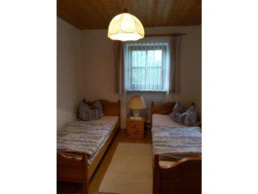 Betten im Schlafzimmer
