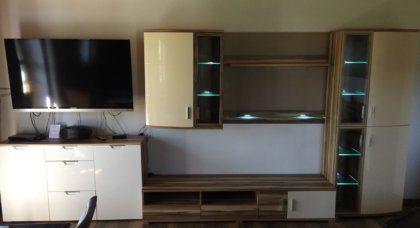 Wohnzimmerschrank mit TV