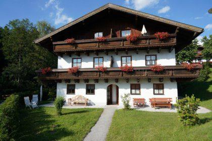 Bayernhaus mit Ferienwohnungen