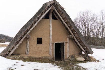 Keltisches Haus
