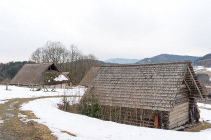 Dorfanlage