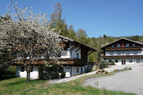 Bayernhäuser im Feriendorf